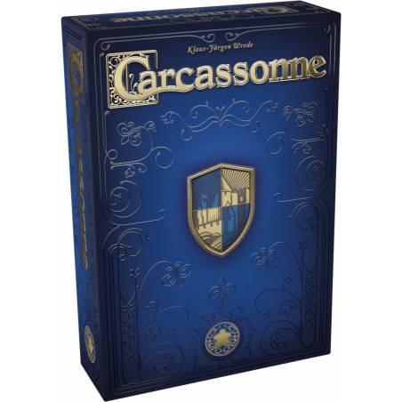 Carcassonne - 20ème anniversaire - Edition limitée