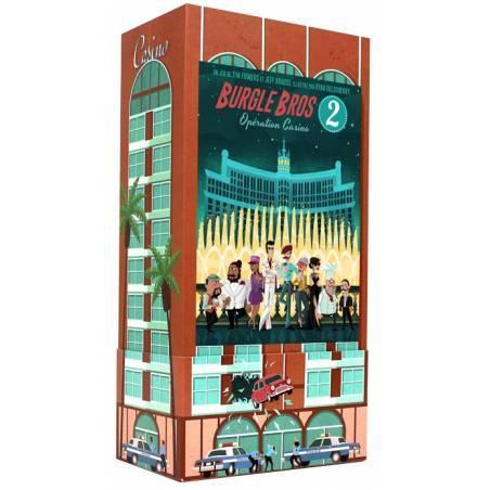 Burgle Bros 2 : Opération casino