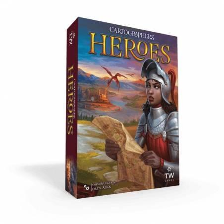 Cartographers : Heroes