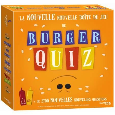 Burger Quiz - V2