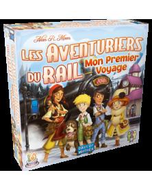 Les Aventuriers Du Rail Europe : Premier Voyage