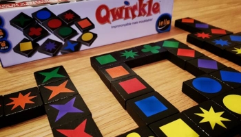 Qwirkle : on en a marre du Scrabble !